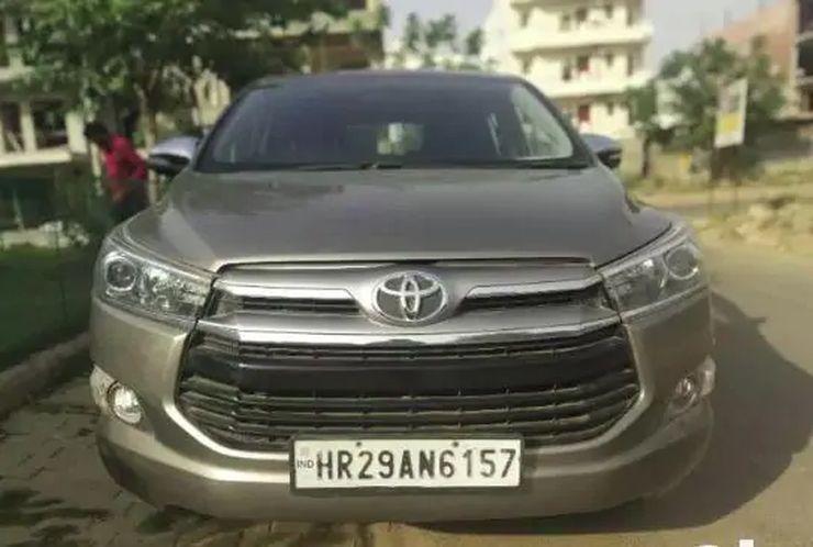 Toyota Innova Crysta Used 3