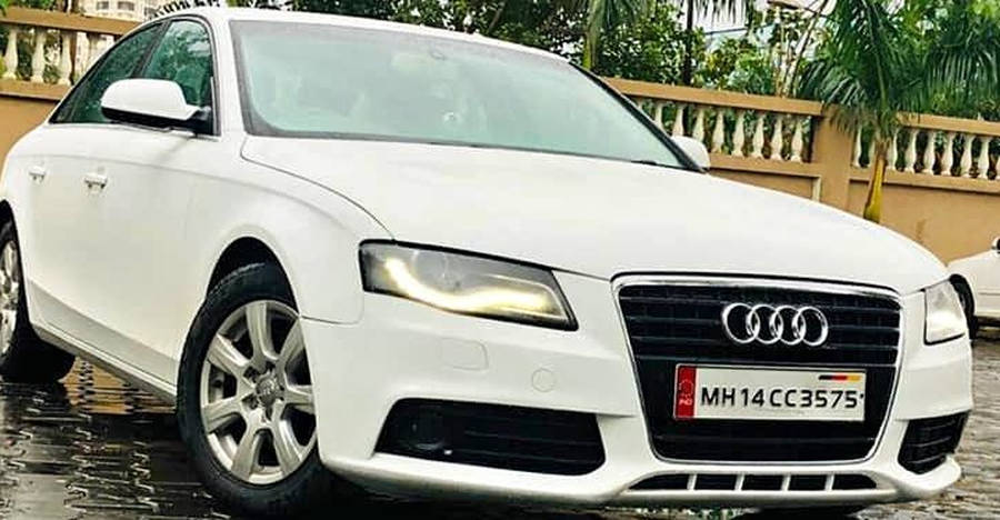 Well kept used Audi A4 selling at an attractive price tag: CHEAPER than a Maruti Swift!