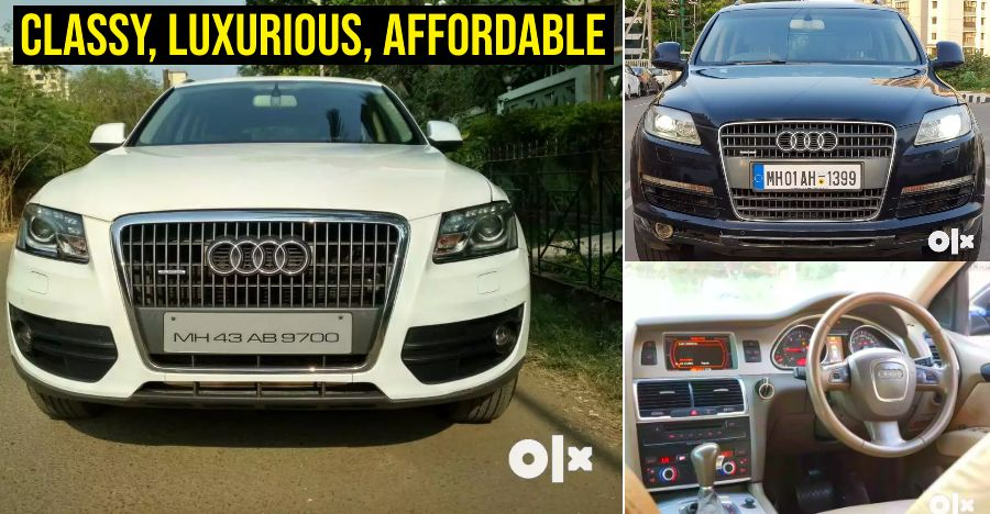 5 well-kept Used Audi Q5 & Q7 SUVs on sale for under Rs. 10 lakh: 4,200cc V8 Petrol to 3,000cc V6 Diesel
