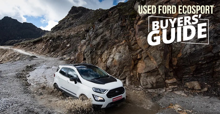 Used Ford Ecosport Featured