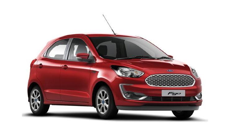 Used Ford Figo Photo 1