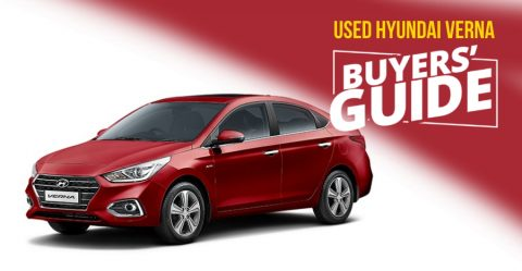 Used Hyundai Verna Featured