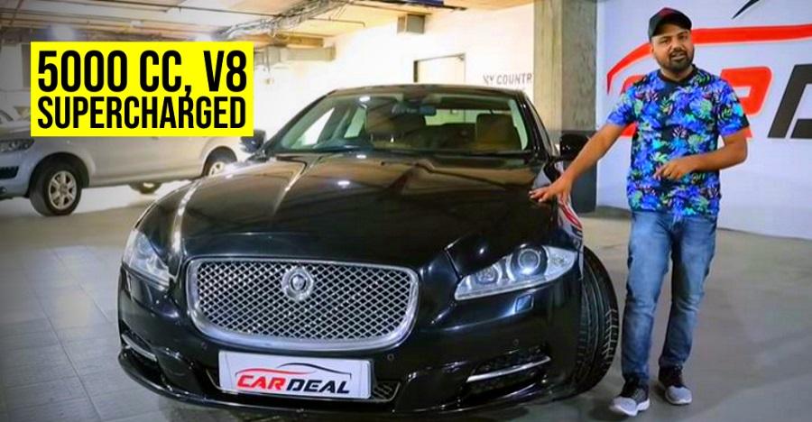 Used Jaguar Xj Featured