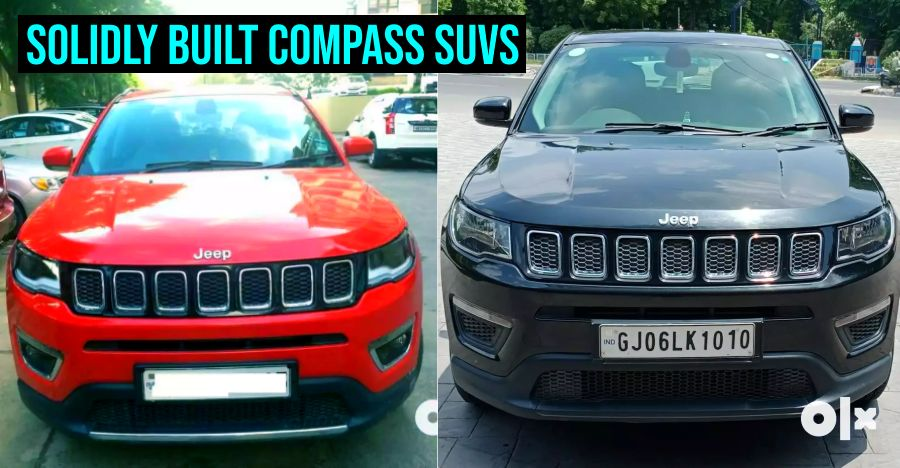Used Jeep Compass Featured 1