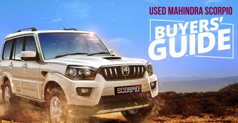 Used Mahindra Scorpio Buyers Guide