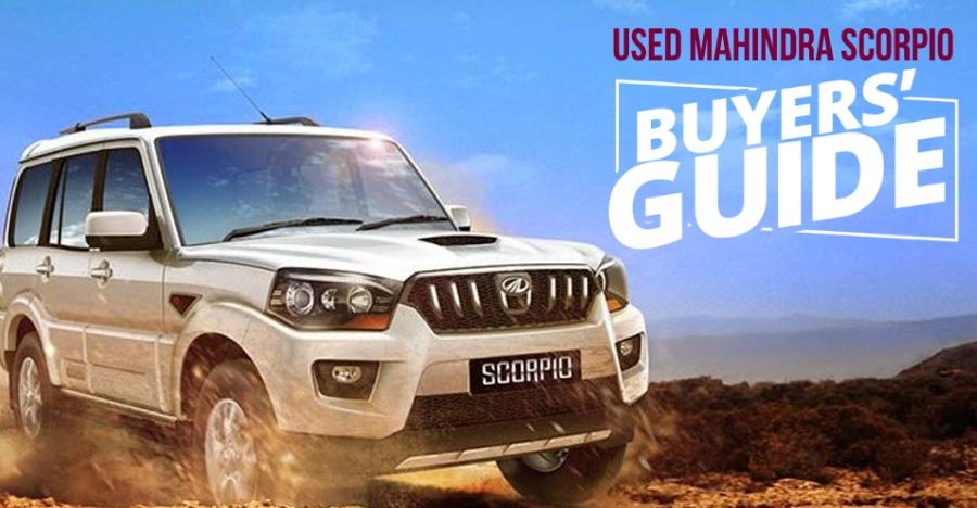 Used Mahindra Scorpio Buyers Guide