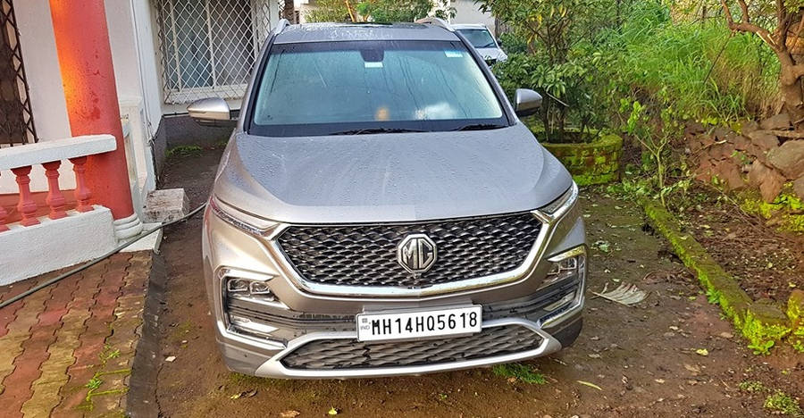 This 1,800-Km run almost new, used MG Hector is up for sale: Skip the waiting period