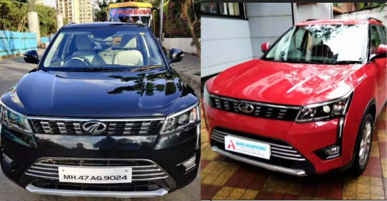 Used Xuv300 Featured