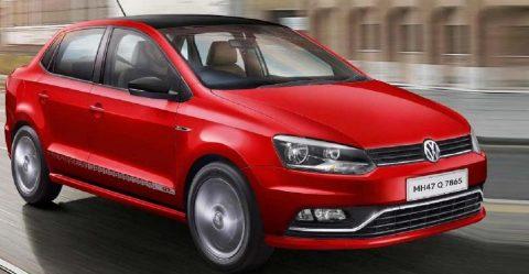 Volkswagen Ameo Gt Line Featured