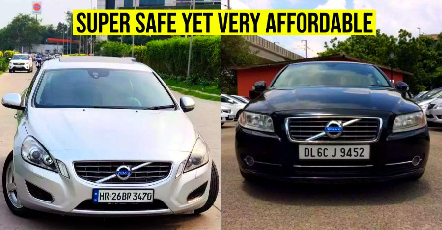 5 used Volvo luxury sedans at under Rs. 10 lakhs: For those who really value SAFETY