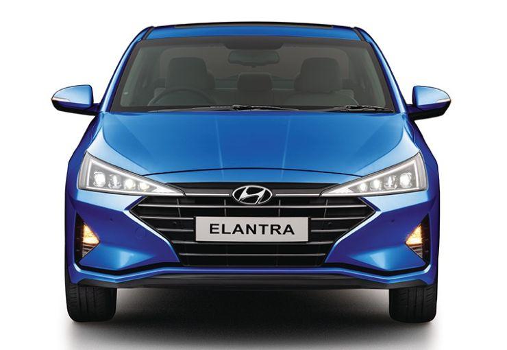 2020 Hyundai Elantra Facelift 2