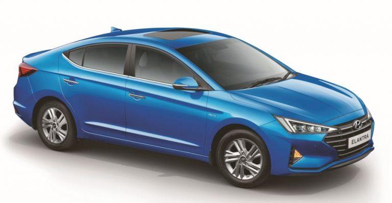 2020 Hyundai Elantra Facelift Featured