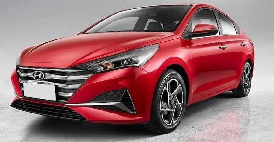 India-bound 2020 Hyundai Verna Facelift revealed in official pictures