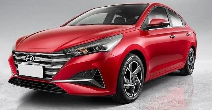 2020 Hyundai Verna Featured