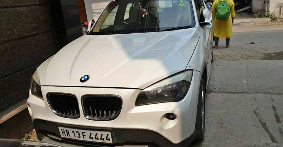 Sparingly used BMW X1 for sale: CHEAPER than a new Maruti Swift