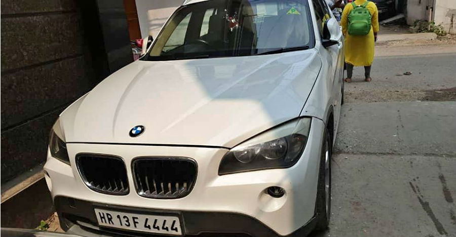 Well-maintained used BMW X1 for sale; Cheaper than a new Maruti Swift