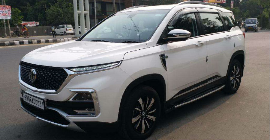 Used MG Hector for sale: Rs 1 lakh CHEAPER than a new one