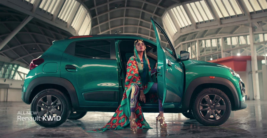 2019 Renault Kwid and Climber's official TVC released