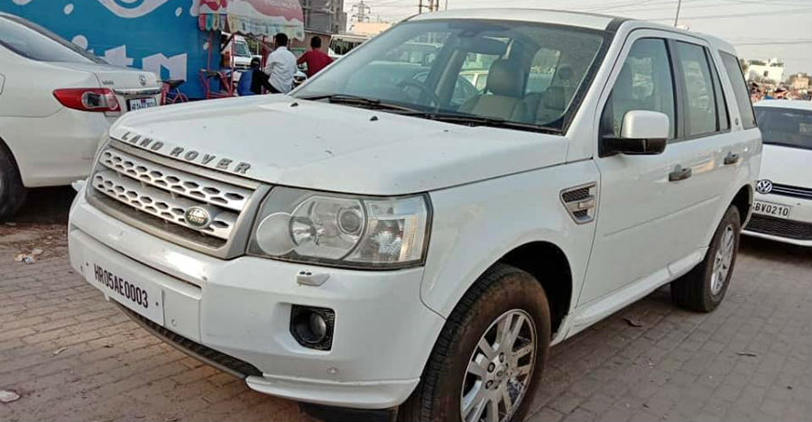 Well-kept, used Land Rover Freelander for sale: A lot CHEAPER than a Kia Seltos