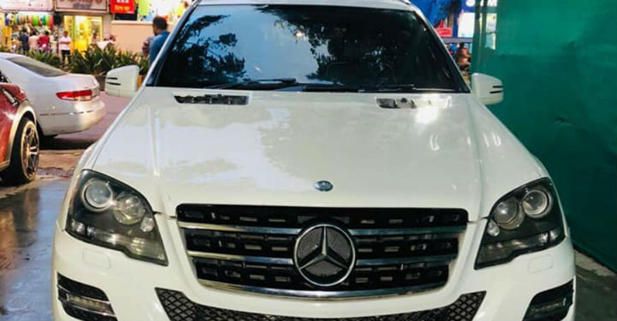 Mercedes-Benz ML-Class luxury SUV for sale in India