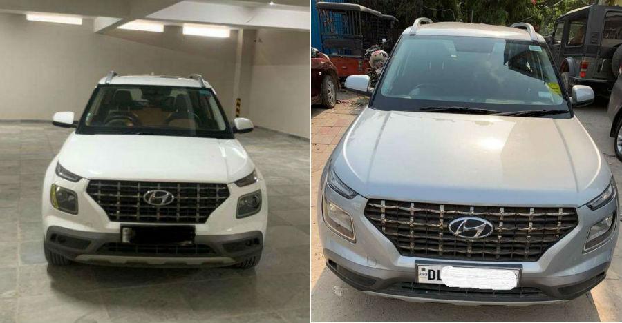 Almost-new used Hyundai Venue sub-4 meter compact SUVs for sale: CHEAPER than new