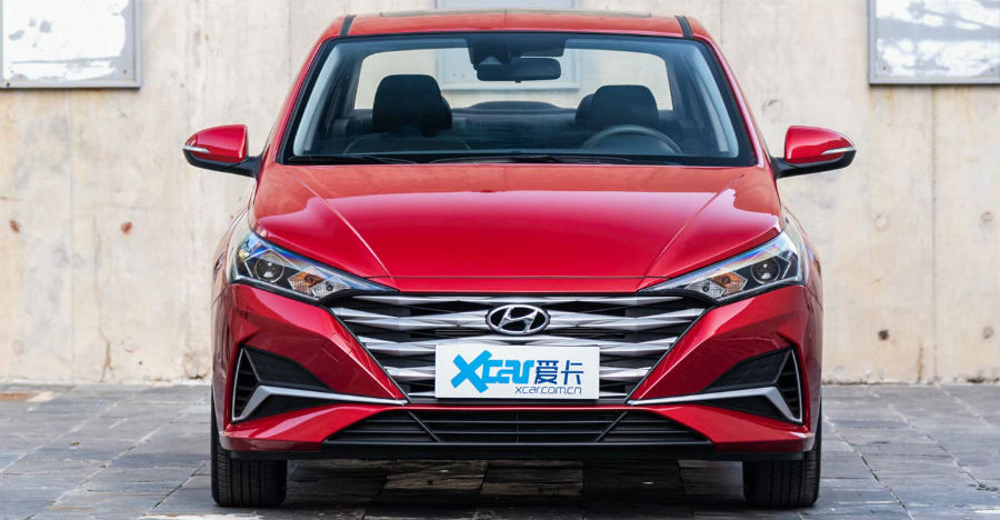 Upcoming 2020 Hyundai Verna: Live images reveal more about the upcoming sedan