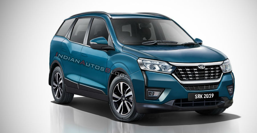 7-seat Mahindra XUV300 in the works: What it could look like