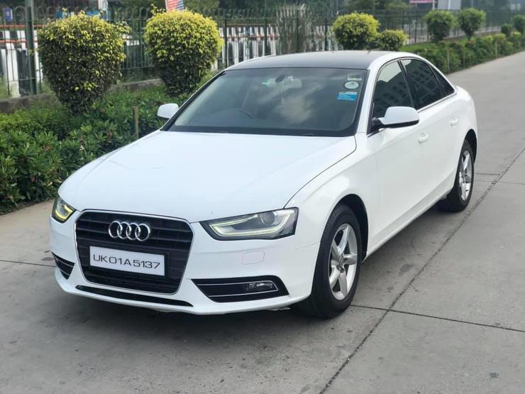 Audi A4 Used 2