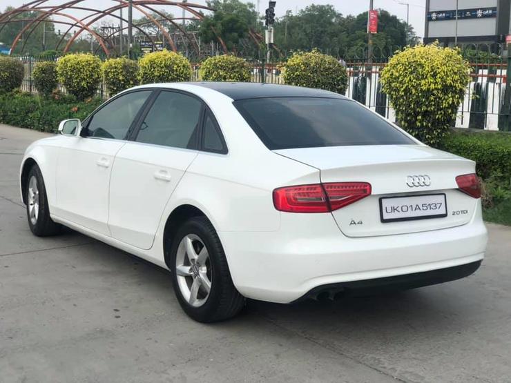 Audi A4 Used 3