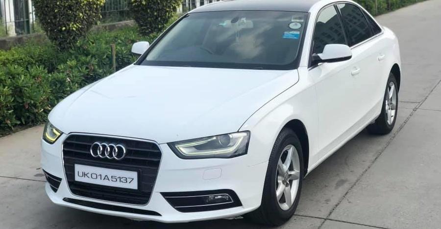 Audi A4 Used Featutured