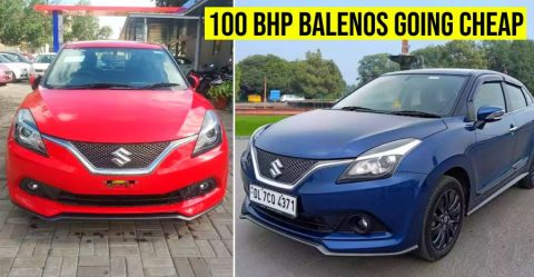 Baleno Rs Used Featured