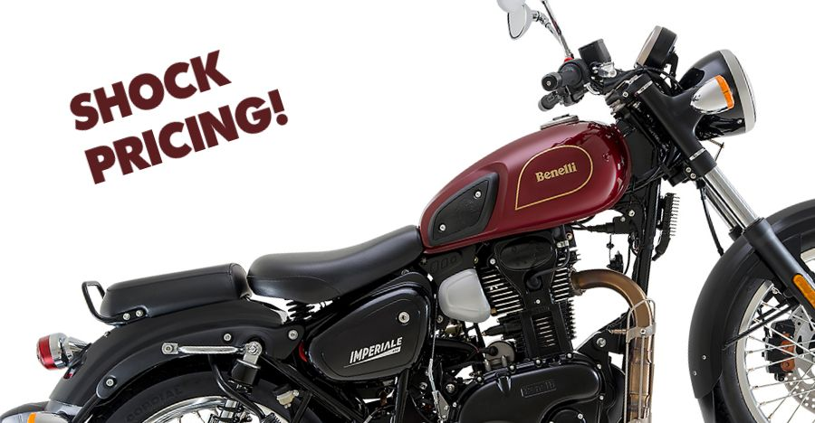 LAUNCHED: Benelli Imperiale 400 will fight Classic 350 & 500!