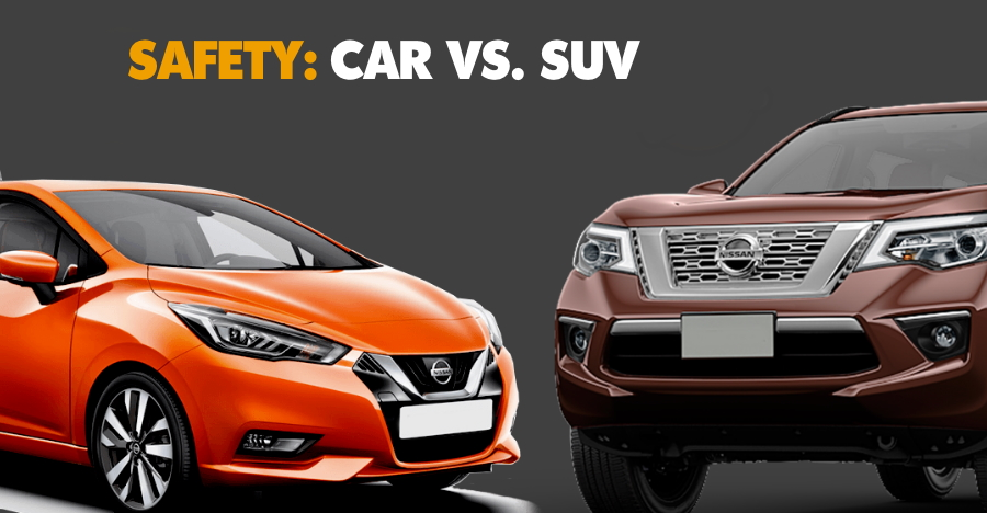 SUVs 28% more likely to kill other drivers & get into crashes more!