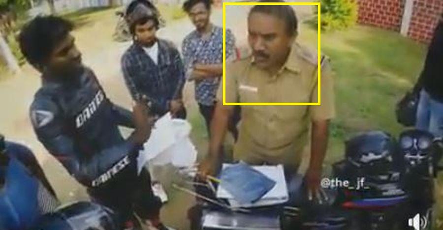 Cop Bribe Featured