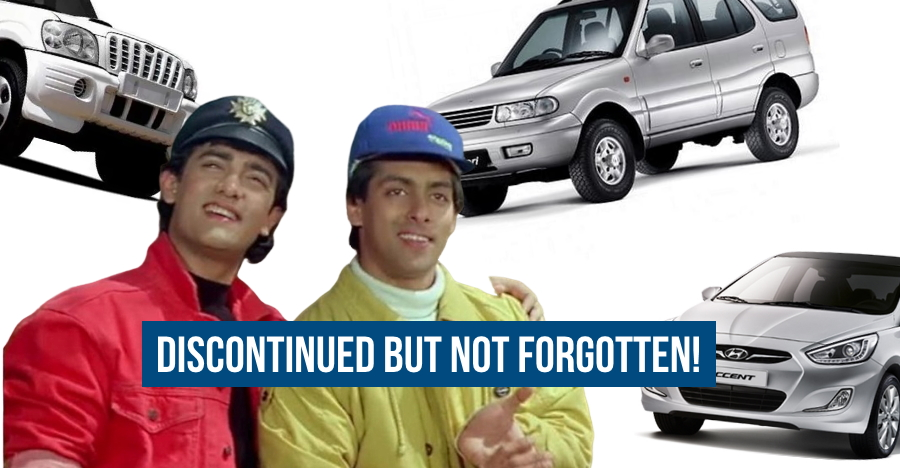 20 popular cars & SUVs that are now discontinued but still common on roads