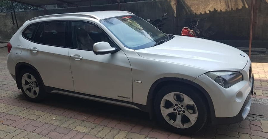 Well-maintained, used BMW X1 selling for less than a new Maruti Swift