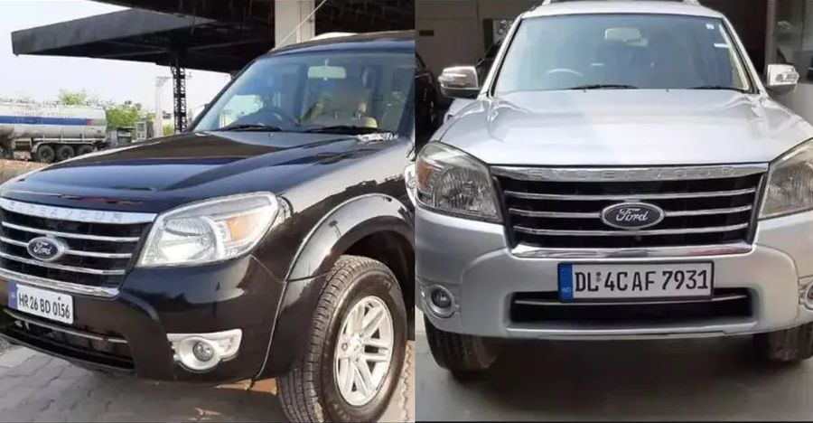 5 well kept, used Ford Endeavour SUVs available for under Rs. 5 lakh