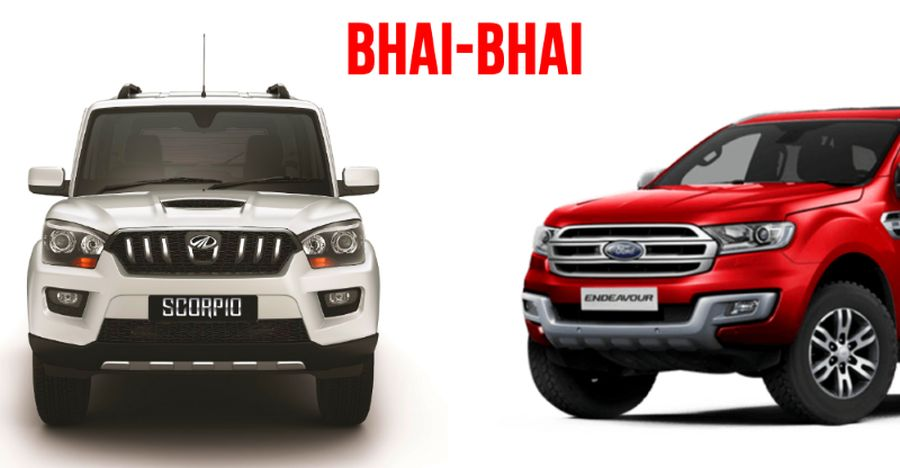 Mahindra & Ford form a joint venture: New Ford SUV to use next-gen XUV500 platform