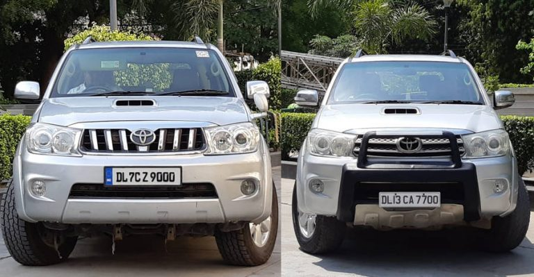 Fortuner Used Featured