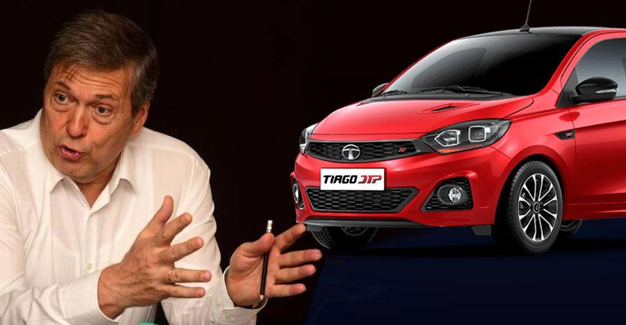 Guenter Butschek Tata Motors Featured