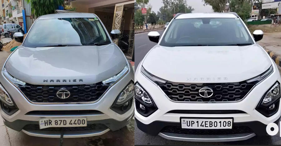 Mint fresh condition Tata Harrier SUVs selling for less than new models