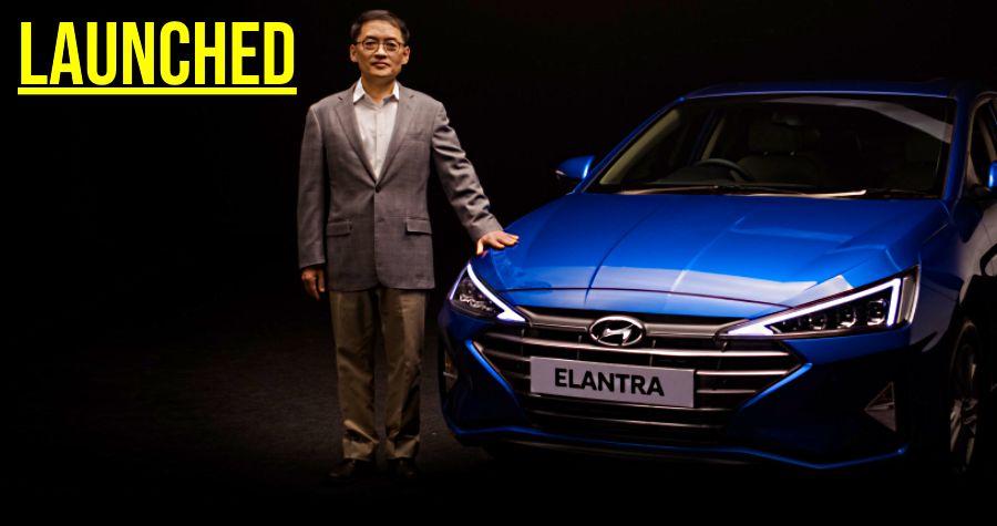 2020 Hyundai Elantra Facelift launched: Cheaper than Honda Civic, Toyota Corolla & Skoda Octavia