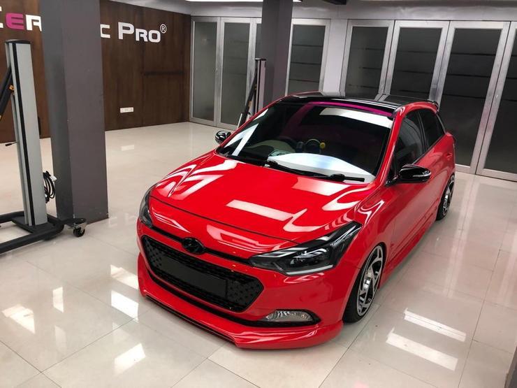 Hyundai Elite I20 Mod 2