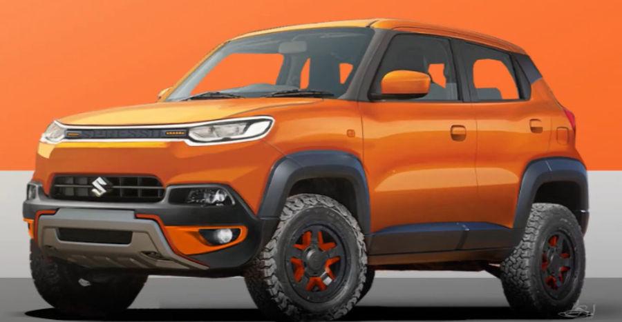 Newly-launched Maruti Suzuki S-Presso imagined in three different looks
