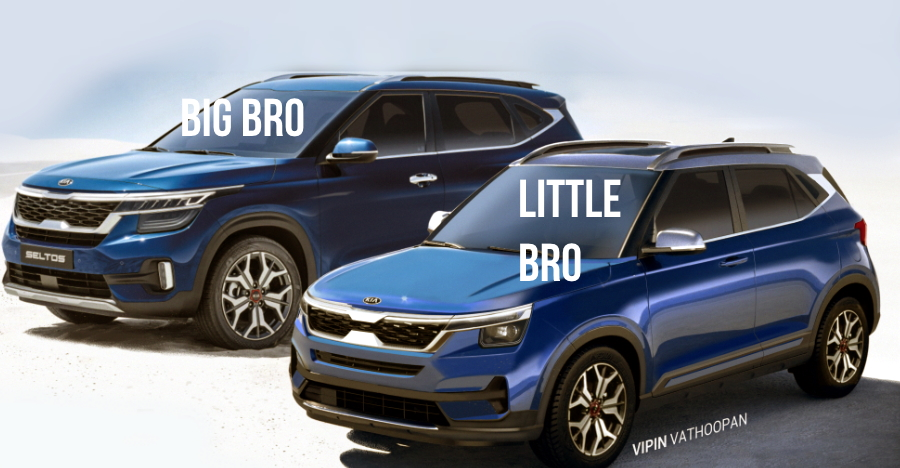 Hyundai Venue-rivaling Kia sub-4 meter SUV: What it could look like
