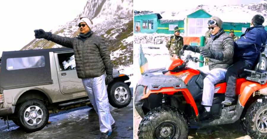 India's sports minister: Mahindra Thar is 'BEST Jeep' & Polaris RZR is best ATV [Video]