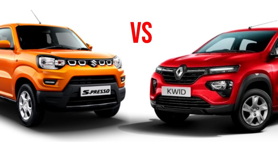 Image result for kwid and spresso comparison