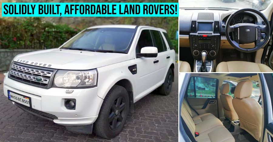 Land Rovers Used Featured