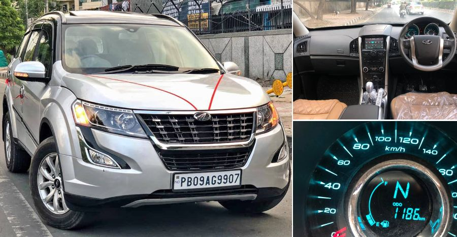 Mahindra Xuv500 Used Featured 5