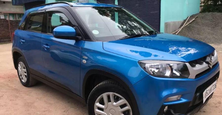 5 used Maruti Vitara Brezza sub-4 m SUVs selling for less than a Wagon R